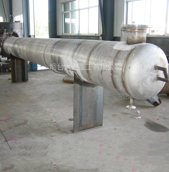 U型管换热器