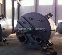 国产钛设备的制造技术现状